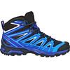 Salomon X Ultra 3 GTX Mid Hiking Shoes Men Navy Blazer/Indigo Bunting/Pearl Blue